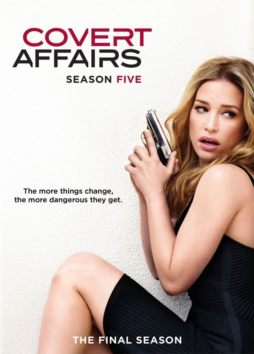 Covert Affairs Temporada 5 Capítulo 16