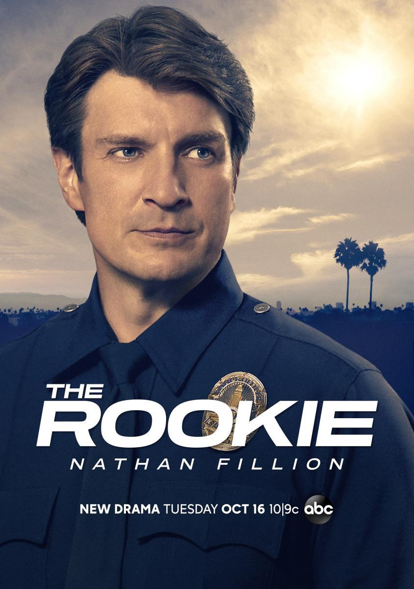 The Rookie Temporada 1 Capítulo 7