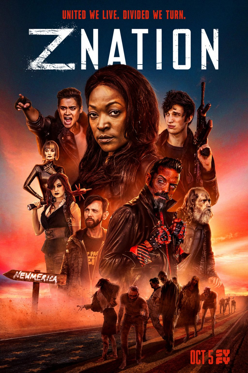 Z Nation Temporada 5 Capítulo 13