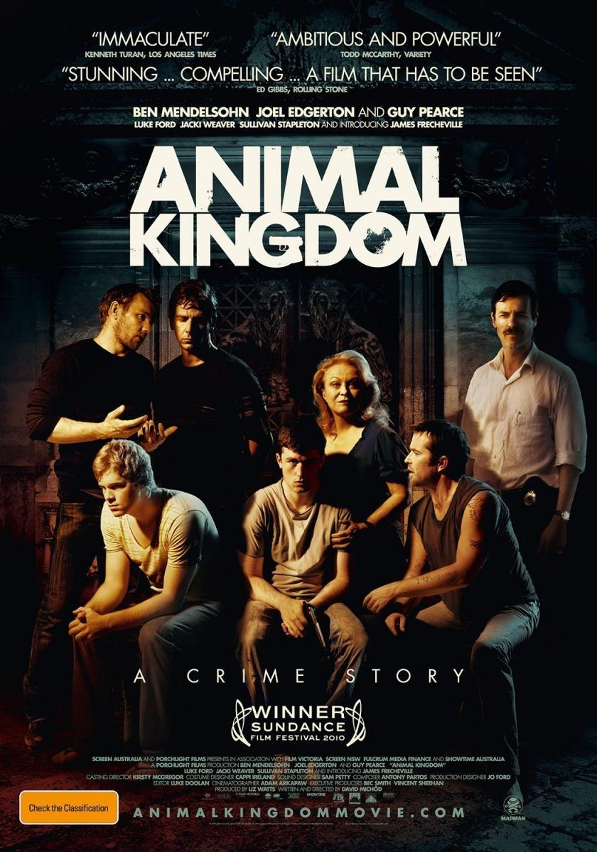 Animal Kingdom Temporada 1 Capitulo 6