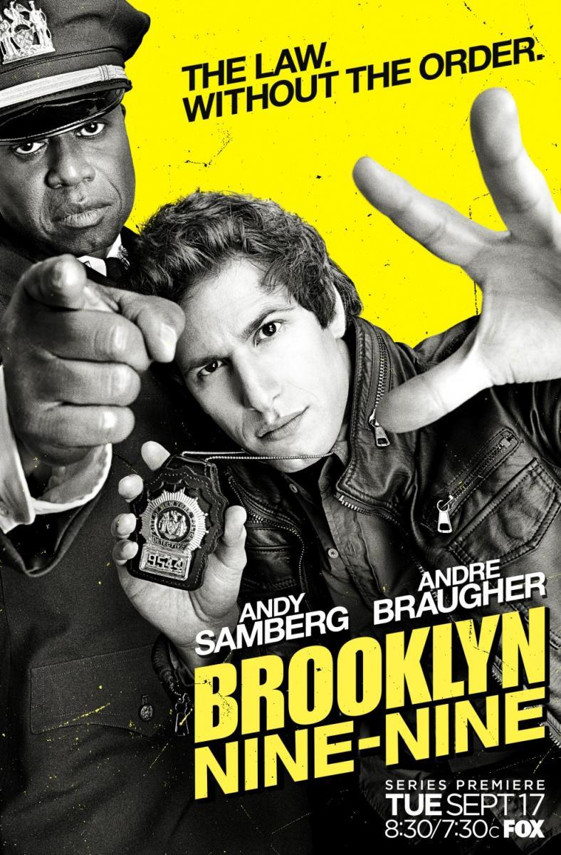 Brooklyn Nine-Nine Temporada 6 Capítulo 18