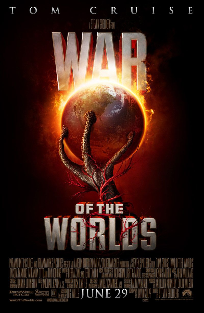 La Guerra De Los Mundos – War Of The Worlds