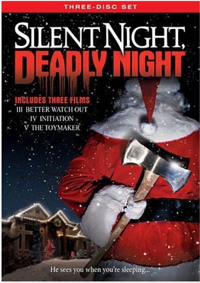 Initiation Silent Night Deadly Night