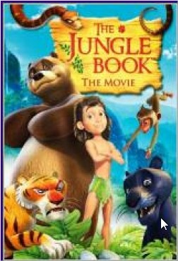 The Jungle Book The Movie.(El Libro de la Jungla La Pelicula)