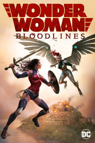 Wonder Woman Bloodlines 2019