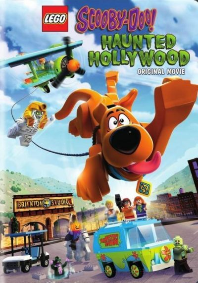 LEGO Scooby Doo. Hollywood Encantado