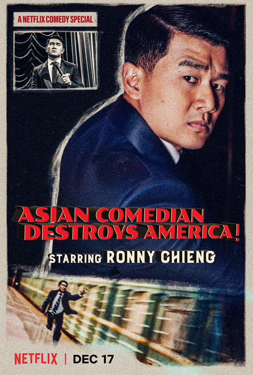 Ronny Chieng Asian Comedian Destroys America 2019